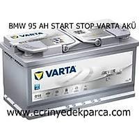 BMW 95 AH START STOP VARTA AKÜ