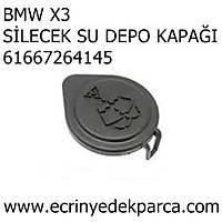 SÝLECEK SU DEPO KAPAÐI BMW X3 61667264145