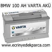 BMW 100 AH VARTA AKÜ