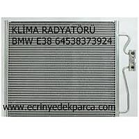 KLÝMA RADYATÖRÜ BMW E38 64538373924