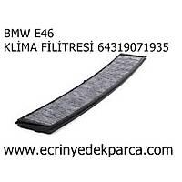 Bmw 3Seri E46 Kasa Klima Filtresi