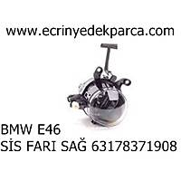 BMW E46 SİS FARI SAĞ 63178371908