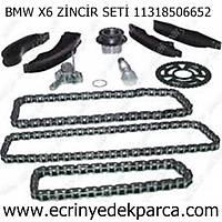 Bmw X6 E70 Alt Zincir Seti