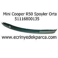 Mini Cooper R50 Spoyler Orta