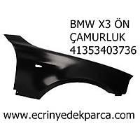 BMW X3 ÖN ÇAMURLUK 41353403736