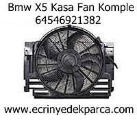 Bmw X5 Kasa Fan Komple