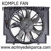 BMW E60 KOMPLE FAN 17427801657