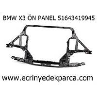 BMW X3 ÖN PANEL 51643419945