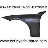 SOL ÇAMURLUK BMW F30 ÖN 41357298027