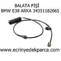 Bmw 7 Seri E38 Kasa Balata Fiþi Arka