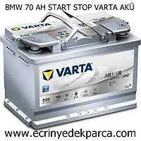 BMW 70 AH START STOP VARTA AKÜ