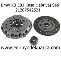 Bmw X3 E83 Kasa Debriyaj Seti