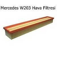 Mercedes W203 Hava Filtresi