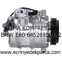 Bmw 5Seri E60 Kasa Klima Kompresörü