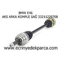 BMW E46 AKS ARKA KOMPLE SAÐ 33211229708