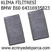 Bmw 5Seri E60 Kasa Polen Filtresi
