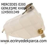 MERCEDES E200 GENLEŞME KABI
