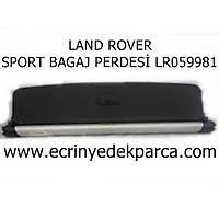 RANGE ROVER SPORT BAGAJ PERDESÝ LR059981