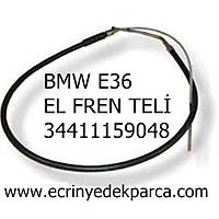 Bmw 3Seri E36 Kasa El Fren Teli
