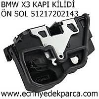 KAPI KÝLÝDÝ ÖN BMW X3 SOL 51217202143