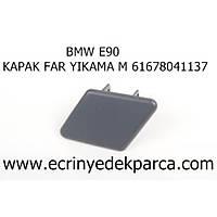Bmw 3Seri E90 Kasa Far Yýkama Kapaðý M Teknik