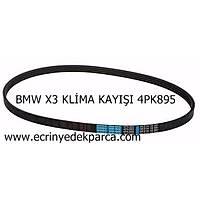BMW X3 KLÝMA KAYIÞI 4PK895