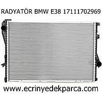 Bmw 7 Seri E38 Kasa Radyatör