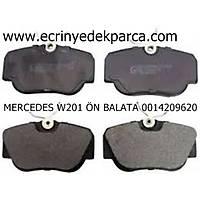 MERCEDES W201 ÖN BALATA 0014209620