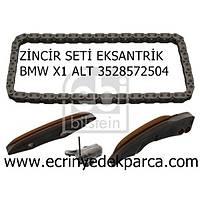 Bmw X1 E84 Kasa Zincir Seti Alt