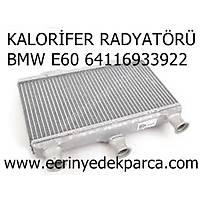 KALORÝFER RADYATÖRÜ BMW E60 64116933922