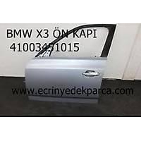 BMW X3 ÖN KAPI  41003451015