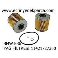BMW E36 YAĞ FİLTRESİ 11421727300
