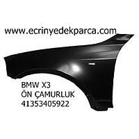 BMW X3 ÖN ÇAMURLUK 41353405922