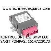 Bmw E60 Kasa Yakýt Pompa Kontrol Ünitesi