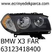 BMW X3 FAR 63123418400