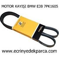 MOTOR KAYIÞI BMW E38 7PK1605
