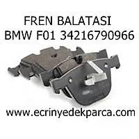 Bmw 7 Seri F01 Kasa Fren Balatasý Arka