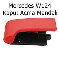Mercedes W124 Kaput Açma Mandalý
