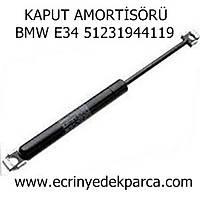 Bmw 5 Seri E34 Kasa Kaput Amortisörü