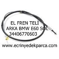 Bmw 5Seri E60 Kasa El Fren Teli Arka Sol