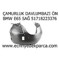 Bmw 7 Seri E65 Kasa Çamurluk Davlumbazý Ön Sað