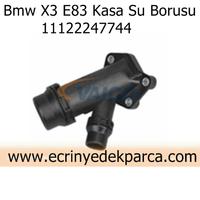 Bmw X3 E83 Kasa Su Borusu