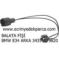 Bmw 5 Seri E34 Kasa Balata Fiþi Arka