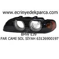 BMW E39 FAR CAMI SOL SÝYAH 63126900197