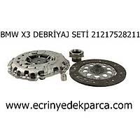 BMW X3 DEBRÝYAJ SETÝ 21217528211
