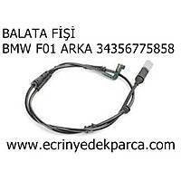 Bmw 7 Seri F01 Kasa Balata Fiþi Arka