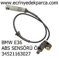 BMW E36 ABS SENSÖRÜ ÖN 34521163027