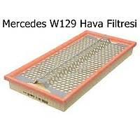 Mercedes W129 Hava Filtresi