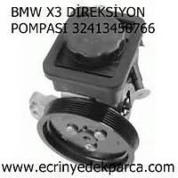 BMW X3 DÝREKSÝYON POMPASI 32413450766