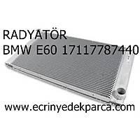 Bmw 5 Seri E60 Kasa Radyatör